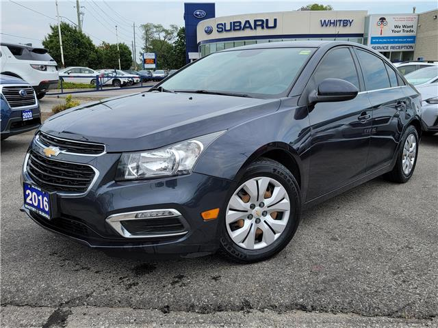 2016 Chevrolet Cruze Limited 1LT (Stk: 21S854A) in Whitby - Image 1 of 9