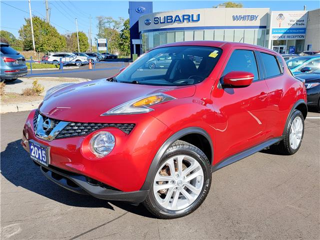 2015 Nissan Juke SV (Stk: 21S877A) in Whitby - Image 1 of 18