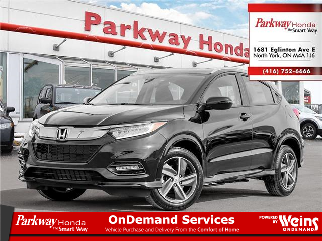 2020 Honda HR-V Touring (Stk: 21045) in North York - Image 1 of 23