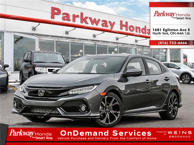 2020 Honda Civic Sport Touring (Stk: 26310) in North York - Image 1 of 23
