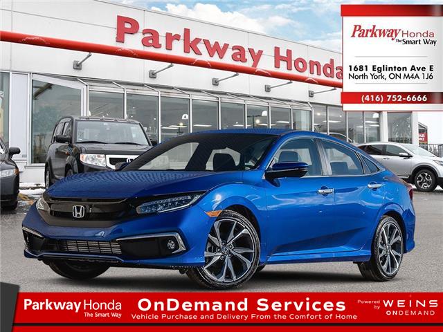 2020 Honda Civic Touring (Stk: 26351) in North York - Image 1 of 23