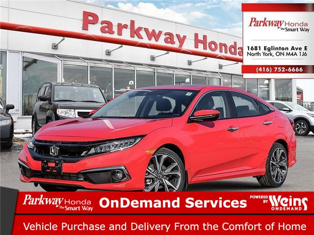 2020 Honda Civic Touring (Stk: 26355) in North York - Image 1 of 23