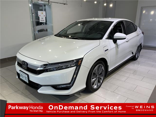 2020 Honda Clarity Plug-In Hybrid Touring (Stk: 28048) in North York - Image 1 of 17
