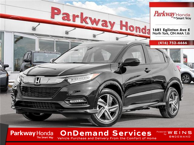 2020 Honda HR-V Touring (Stk: 21057) in North York - Image 1 of 23