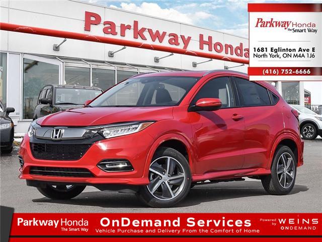 2020 Honda HR-V Touring (Stk: 21060) in North York - Image 1 of 23