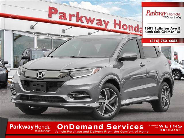 2020 Honda HR-V Touring (Stk: 21070) in North York - Image 1 of 23