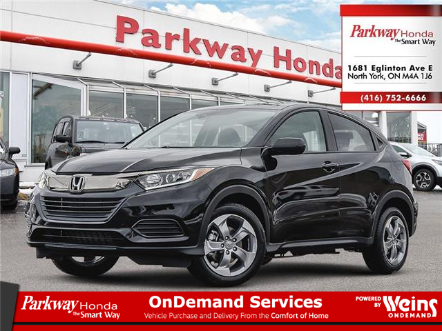 2020 Honda HR-V LX (Stk: 21066) in North York - Image 1 of 23