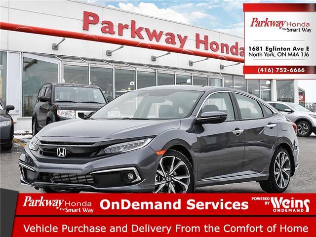 2020 Honda Civic Touring (Stk: 26516) in North York - Image 1 of 23