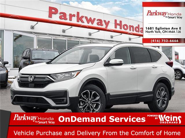 2020 Honda CR-V EX-L (Stk: 25382) in North York - Image 1 of 23