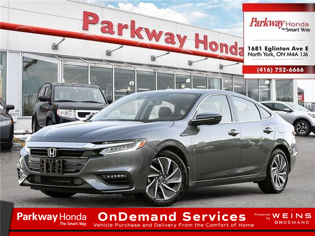 2021 Honda Insight Touring (Stk: B1000) in North York - Image 1 of 23
