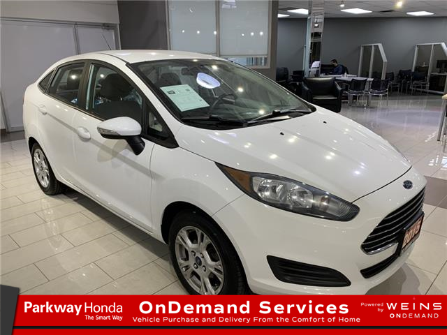 2015 Ford Fiesta SE (Stk: 16986A) in North York - Image 1 of 19