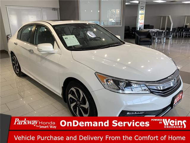 2017 Honda Accord EX-L 1HGCR2F88HA803092 16967A in North York