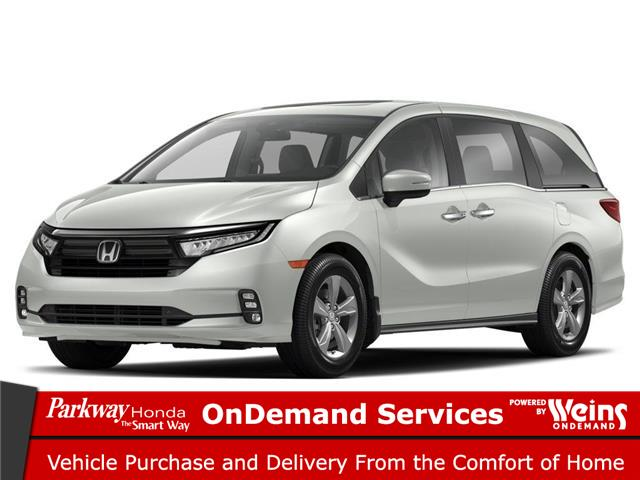 2021 Honda Odyssey EX-RES (Stk: I1001) in North York - Image 1 of 1