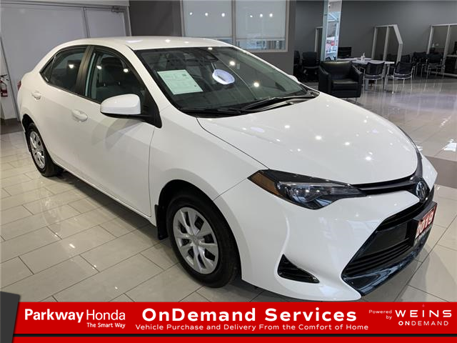2019 Toyota Corolla CE (Stk: 17002A) in North York - Image 1 of 21