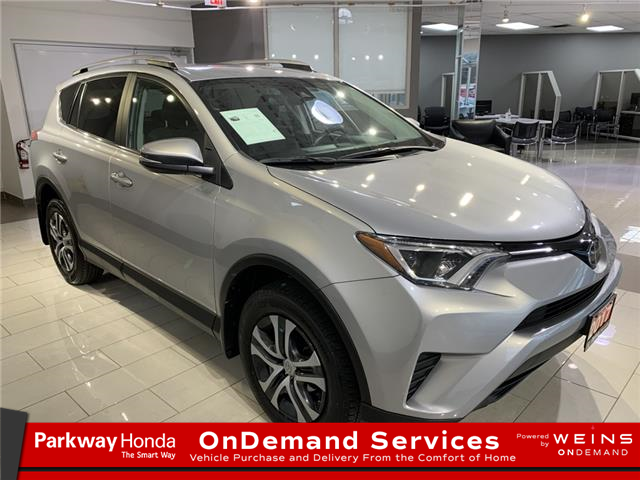 2017 Toyota RAV4 LE (Stk: 17000A) in North York - Image 1 of 21