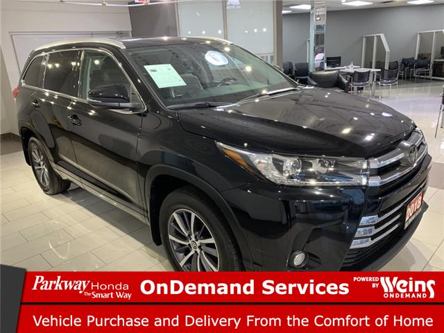 2018 Toyota Highlander XLE (Stk: 17001A) in North York - Image 1 of 27