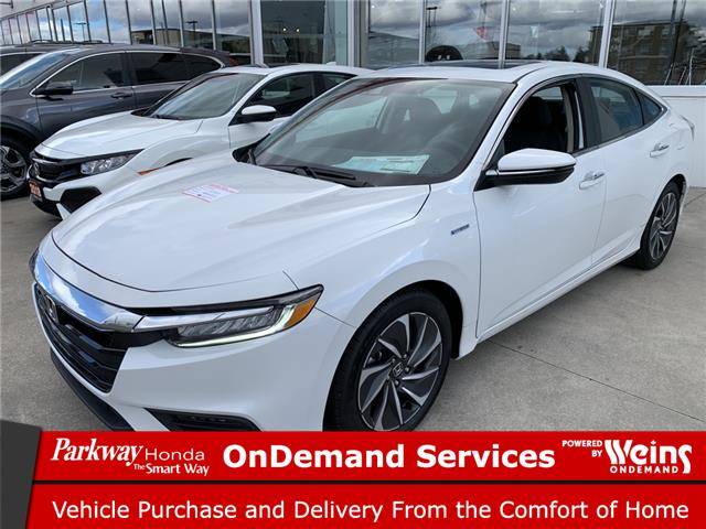 2020 Honda Insight Touring (Stk: 27003) in North York - Image 1 of 31