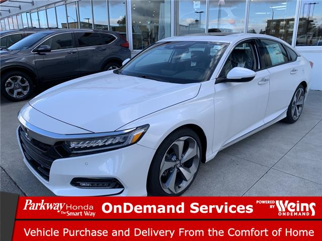 2020 Honda Accord Touring 1.5T (Stk: 28042) in North York - Image 1 of 31