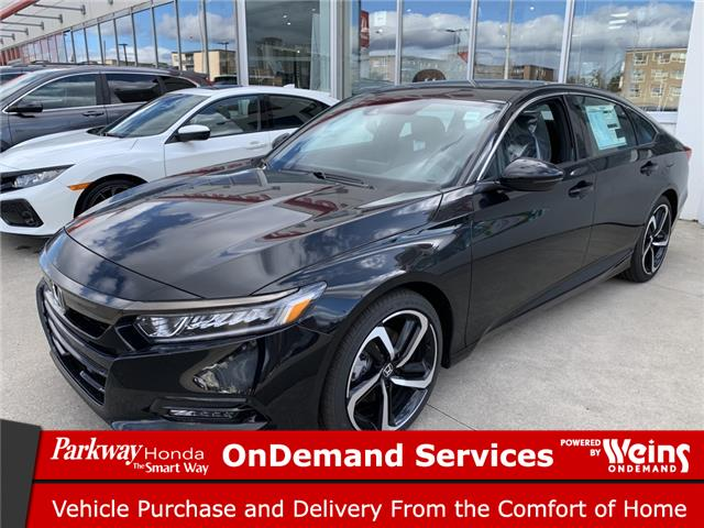 2020 Honda Accord Sport 1.5T (Stk: 28045) in North York - Image 1 of 31