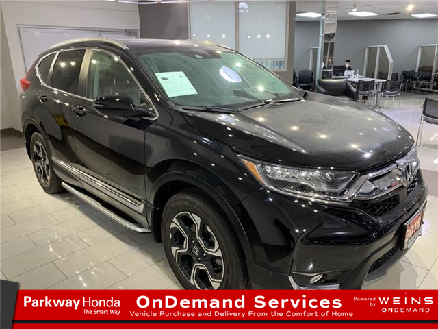 2018 Honda CR-V Touring (Stk: 17007A) in North York - Image 1 of 24