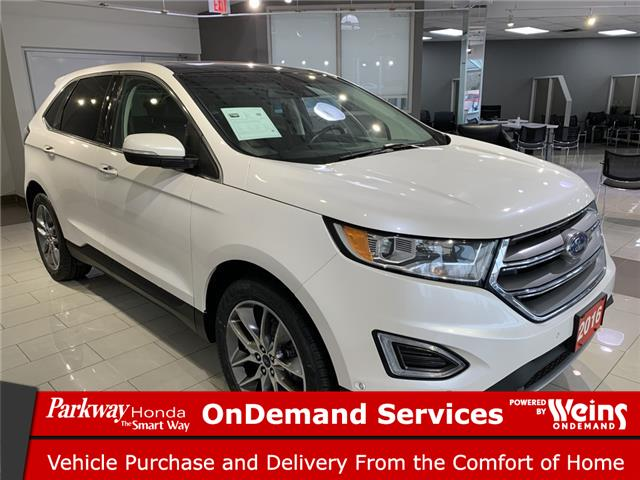 2016 Ford Edge Titanium (Stk: 28095A) in North York - Image 1 of 25