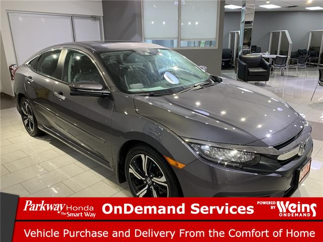 2017 Honda Civic Touring (Stk: 25336A) in North York - Image 1 of 23