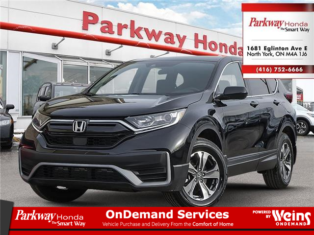 2021 Honda CR-V LX (Stk: F1007) in North York - Image 1 of 23
