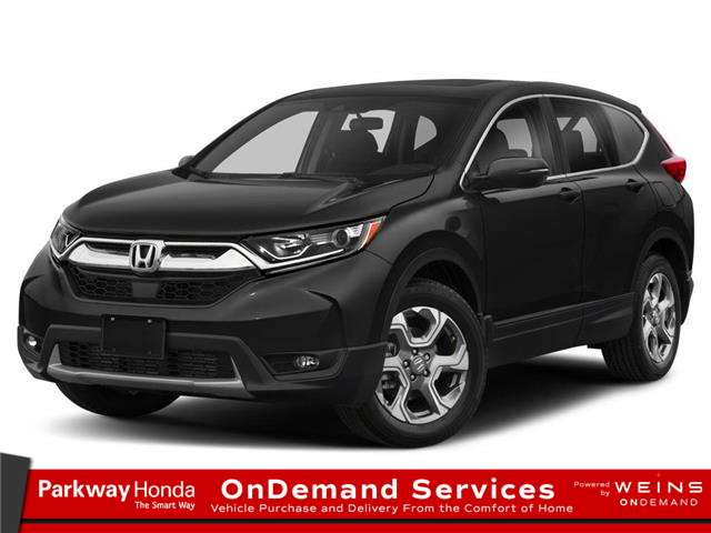 2018 Honda CR-V EX (Stk: 835394) in North York - Image 1 of 9