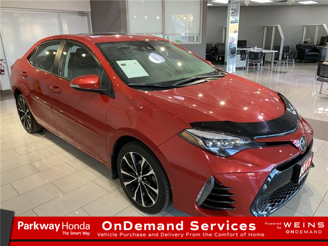 2017 Toyota Corolla SE (Stk: 17026A) in North York - Image 1 of 24