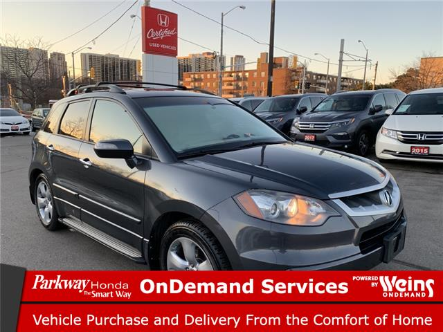 2007 Acura RDX Base (Stk: H1022A) in North York - Image 1 of 16