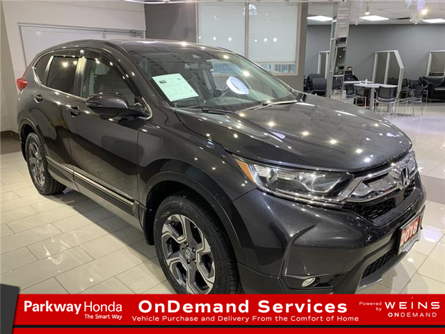 2018 Honda CR-V EX-L (Stk: F1013A) in North York - Image 1 of 24