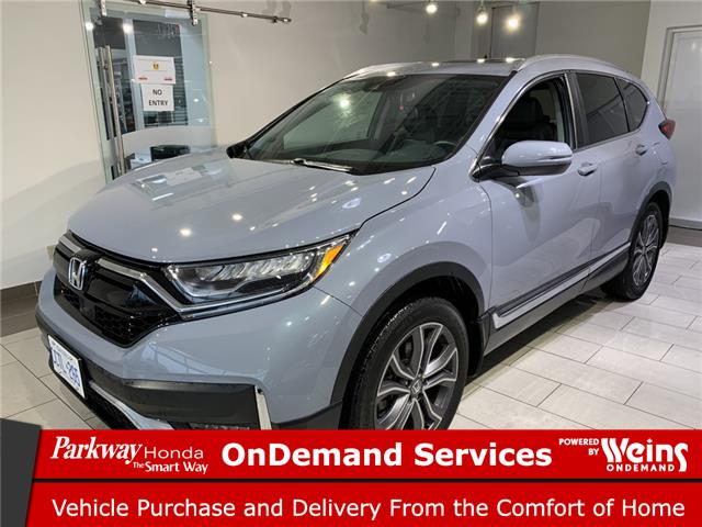 2020 Honda CR-V Touring (Stk: 25157) in North York - Image 1 of 15