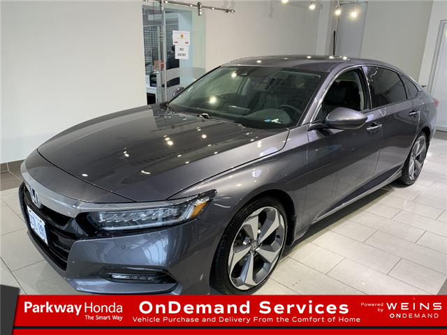 2020 Honda Accord Touring 1.5T (Stk: 28028) in North York - Image 1 of 17