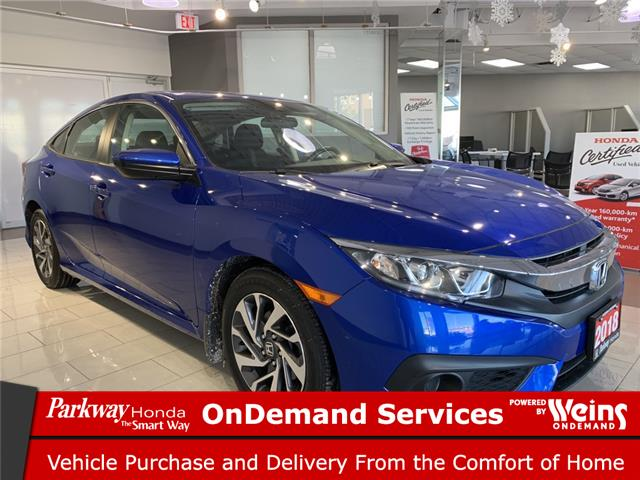 2018 Honda Civic SE (Stk: 17052A) in North York - Image 1 of 20