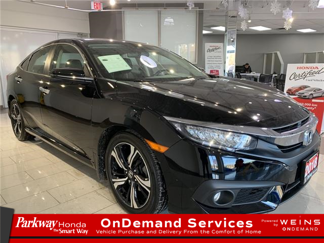 2018 Honda Civic Touring (Stk: 16974A) in North York - Image 1 of 22