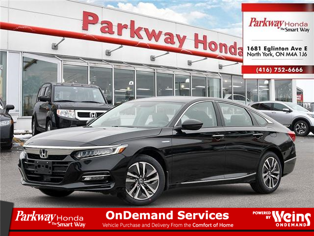 2021 Honda Accord Touring 1.5T (Stk: D1000) in North York - Image 1 of 23