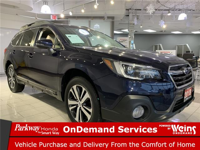 2018 Subaru Outback 2.5i Limited (Stk: 17063A) in North York - Image 1 of 25