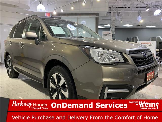2018 Subaru Forester 2.5i Touring (Stk: 17074A) in North York - Image 1 of 21