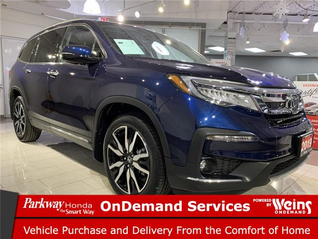 2019 Honda Pilot Touring (Stk: 17058A) in North York - Image 1 of 25