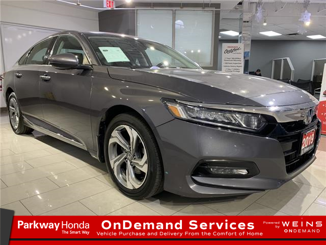 2019 Honda Accord EX-L 1.5T (Stk: 17086A) in North York - Image 1 of 27