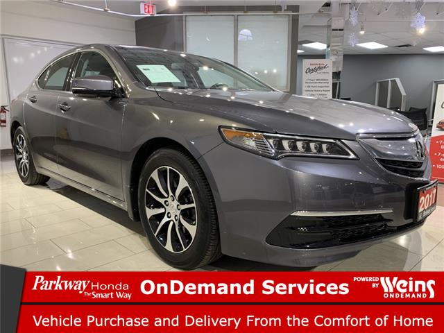 2017 Acura TLX Base (Stk: 17060A) in North York - Image 1 of 28