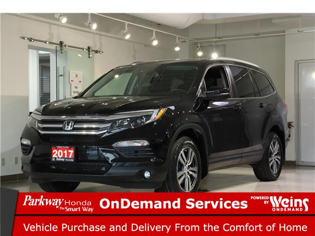 2017 Honda Pilot EX-L RES (Stk: 17088A) in North York - Image 1 of 28