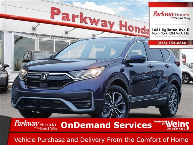 2021 Honda CR-V EX-L (Stk: F1063) in North York - Image 1 of 23