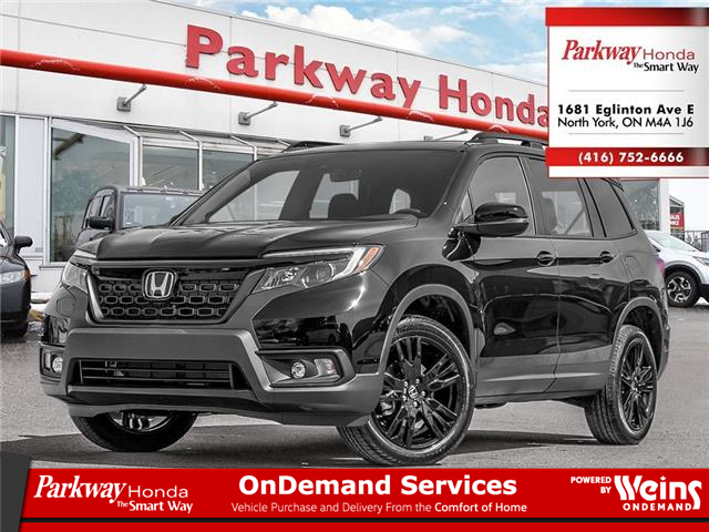 2021 Honda Passport Sport (Stk: G1002) in North York - Image 1 of 23