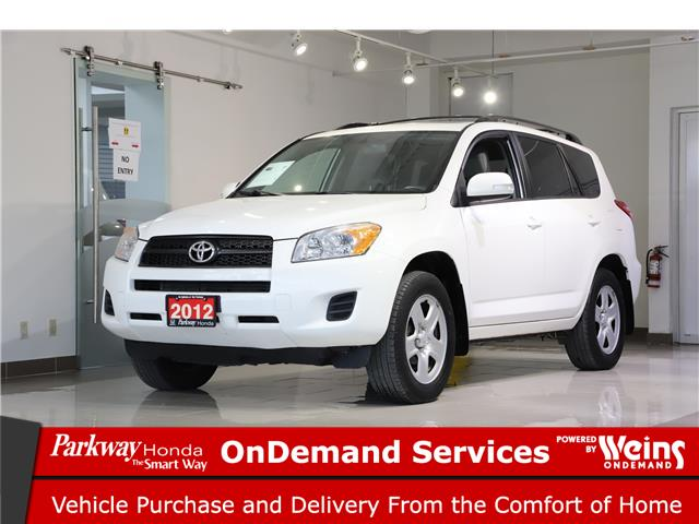2012 Toyota RAV4 Base (Stk: 25401A) in North York - Image 1 of 19