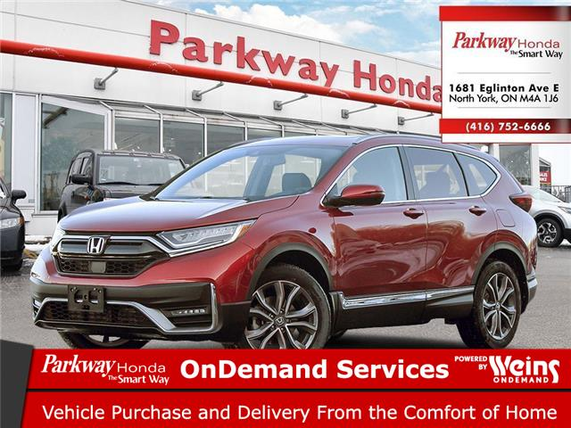 2021 Honda CR-V Touring (Stk: F1085) in North York - Image 1 of 23