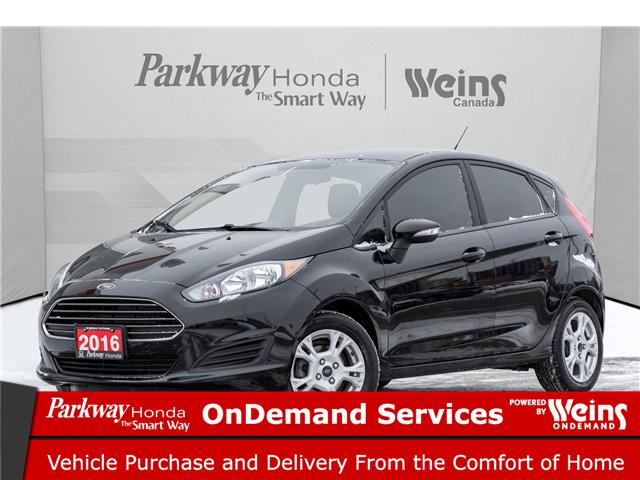 2016 Ford Fiesta SE (Stk: 17102A) in North York - Image 1 of 18