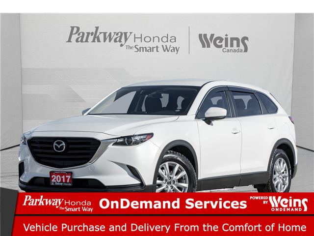 2017 Mazda CX-9 GS (Stk: 17116A) in North York - Image 1 of 21