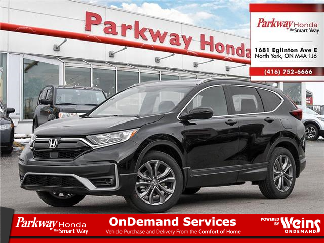 2021 Honda CR-V Sport (Stk: F1108) in North York - Image 1 of 23