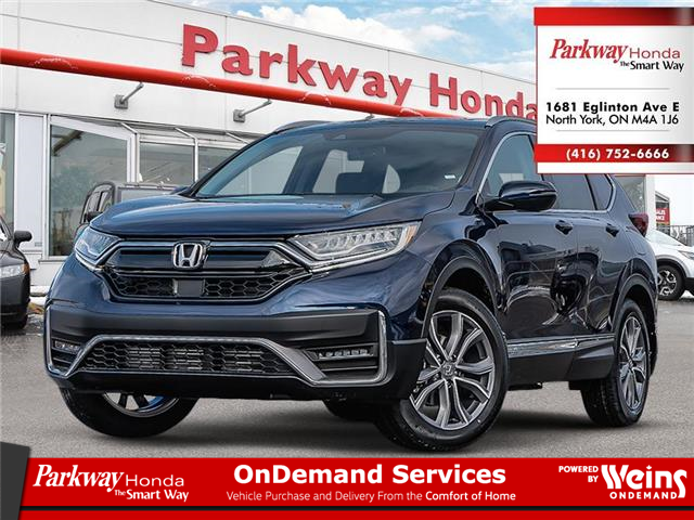 2021 Honda CR-V Touring (Stk: F1117) in North York - Image 1 of 23